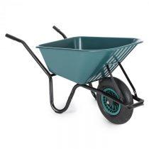 Waldbeck Speedy Bull, fúrik, vozík na gazdovstvo a do stajne, 100 l, 200 kg, zelený