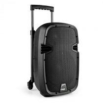 Ibiza HYBRID10VHF-BT, 400 W, aktívny PA reproduktor, bluetooth, USB, SD, VKV (VHF)
