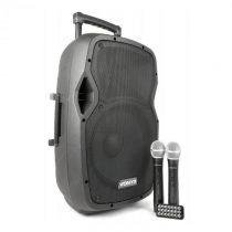 Vonyx AP1200PA mobilné PA zariadenie 30 cm (12'') bluetoothUSB SD MP3 VHFnabíjacia...