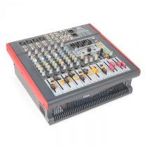 Power Dynamics PDM-S803Aaktívny 8-kanálový mixážny pultUSB DSP MP3 AUX EQ FX