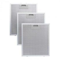 Klarstein Hliníkový filter mastnôt 26 x 32cm náhradný vymeniteľný filter