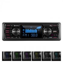 "Auna MD-350BT, autorádio, BT, USB, SD, MP3, bez CD mechaniky, 4 x 45 W, 3"" LCD, AUX"
