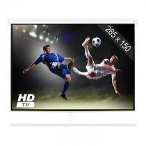 "FrontStage SLS-120 premietacie plátno 120"" 265 x 150 cm domáce kino projektor HDTV"