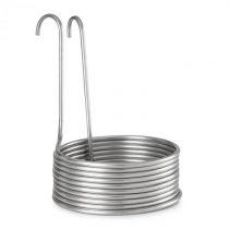 Klarstein Aufwärtsspirale ponorný chladič, sladový chladič, 10 závitov, Ø25,5cm