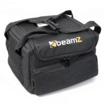 Beamz AC-417 Soft Case stohovateľná transportná taška 44,5x23x33cm (ŠxVxH) čierna