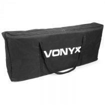Vonyx DJ-Deck-Stand, transportná taška, 103x46x16cm (ŠxVxH), DJ príslušenstvo, čierna farba