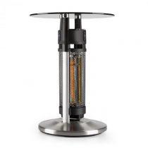Blumfeldt Primal Heat 65, ohrievač, bistro stôl, uhlíkové IR výhrevné teleso, 1200 W, LED, 65 cm, sk...