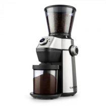 Klarstein Triest, mlynček na kávu, kužeľové mlecie teleso, 150W, 300g, 15 mlecích stupňov, nerezová ...