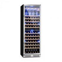 Klarstein Vinovilla Grande Duo, veľkoobjemová vinotéka, chladnička, 425l, 165 fl., 3-farebné LED osv...