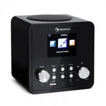Auna IR-120 internetové rádio, WiFi DNLA UPnP app-control, čierna farba