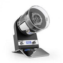Klarstein Montreaux, naťahovač na hodinky, pohyblivý stojan, batéria/el. sieť, 650 - 300 ot./deň, či...