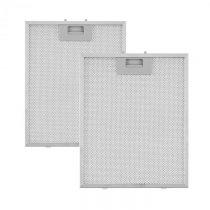 Klarstein hliníkový filter mastnôt 23,8x31,8 cm, vymeniteľný filter, náhradný filter, príslušenstvo
