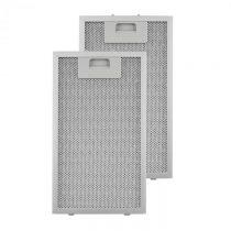 Klarstein tukový filter, náhradný filter, hliník, 18,5 x 31,8 cm, 2 kusy, príslušenstvo