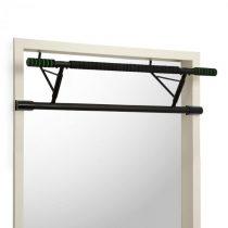 Klarfit In-door závesná hrazda na zhyby, 130 kg, EVA pads, oceľ, čierna farba