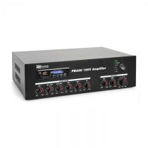 Power Dynamics PBA60, 100 V zosilňovač, 60 W, USB/SD port, MP3, bluetooth