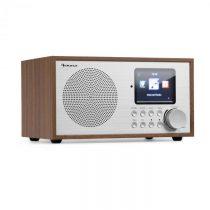 Auna Silver Star Mini, internetové DAB+/FM rádio, WiFi, BT, DAB+/FM, dub
