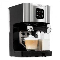 Klarstein BellaVita, kávovar, 1450 W, 20 barov, penič mlieka, 3 in 1, sivý