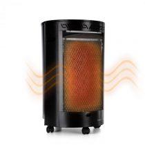 Blumfeldt Bonaparte Catalyt, plynové kachle, 2500 W, ODS systém, čierne
