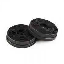 Klarstein Filtre s aktívnym uhlím do digestorov, náhradný diel, 2 filtre, recirkulačný režim, Ø 10.5...