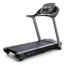 Capital Sports Infinity Pro 2.0, bežecký pás, 6.5 HP, BT/ANT+, aplikácia Kinomap, LCD, sivý