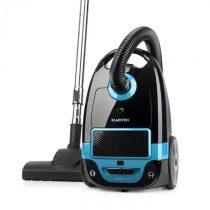 Klarstein Mister Eco, vysávač, 450 W, HEPA13, trieda energetickej účinnosti A++, čierno/modrý