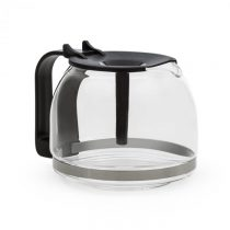 Klarstein Grande Gusto, náhradná kanvica na kávu do kávovaru s vekom, sklo
