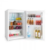 Klarstein Springfield Eco, chladnička, A+++, priečinok na zeleninu, 2 sklenené police, biela