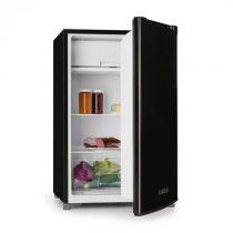 Klarstein Samara, chladnička, 120 l, chladiaci priečinok na zeleninu, A+, čierna