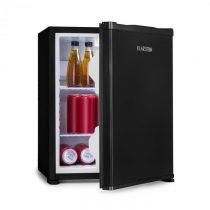 Klarstein Nagano S, mini chladnička, 38 l, 0 dB, 0 - 8 °C, nehlučná, 54,5 cm, čierna
