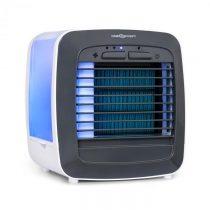OneConcept IceCube, ochladzovač vzduchu, 6 W, 3 rýchlosti vetra, 600 ml, biely