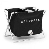 Waldbeck Lakeside Power, zachytávacia nádoba k jazierkovému vysávaču, 30 l, filtračná nádoba, čierna...