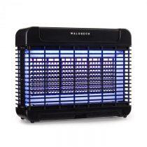 Waldbeck Mosquito Ex 5500, lapač hmyzu, 13 W, 150 m², LED diódy, zachytávacia miska, reťaz, čierny