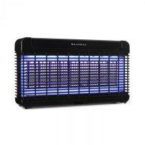 Waldbeck Mosquito Ex 9500 LED, lapač hmyzu, 13 W, 300 m², LED diódy, zachytávacia miska, reťaz, čier...