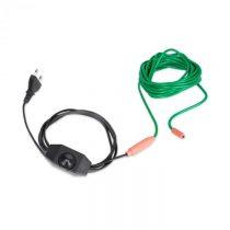 Waldbeck Greenwire Select 6, výhrevný kábel na rastliny, 6 m, s termostatom, IP68