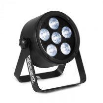 Beamz Professional BAC300, ProPar, 6x 8W, 4v1, LED, RGBW, stmievač, diaľkový ovládač