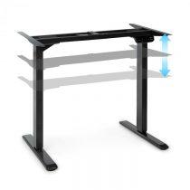 OneConcept Multidesk Comfort, výškovo nastaviteľný písací stôl, elektrický, čierny