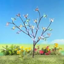 """Blancheporte Solárne osvetlenie """"Strom s motýľmi"""""""