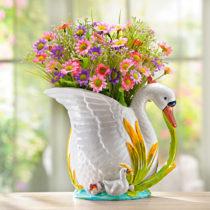 """Blancheporte Kvetináč """"Labuť"""""""