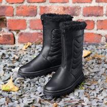"""Blancheporte Zimná obuv """"Zürich"""" čierna 37"""