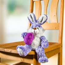 Blancheporte Plyšový zajačik s vajíčkom