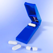 Blancheporte Krájač na tablety, modrá modrá