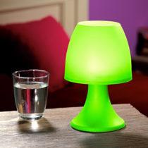 Blancheporte LED svetlo, zelená zelená