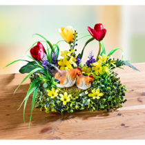 Blancheporte Dekorácia s tulipánmi