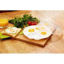 Blancheporte Forma na vajíčka do mikrovlnnej rúry