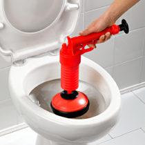 Blancheporte Čistiaca pumpa na odpady, červená červená