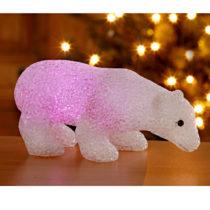 Blancheporte Ľadový medveď so svetlom
