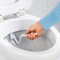 Blancheporte Kefa na toalety biela