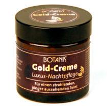 """Blancheporte Botanis """"Gold-creme"""", nočný krém"""