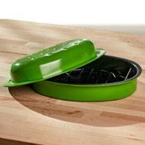 Blancheporte Pekáč, zelená zelená 26x18,5cm