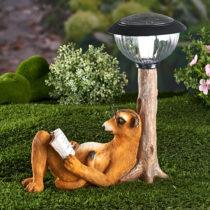 "Blancheporte Solárne svietidlo ""Ležiaca surikata"""